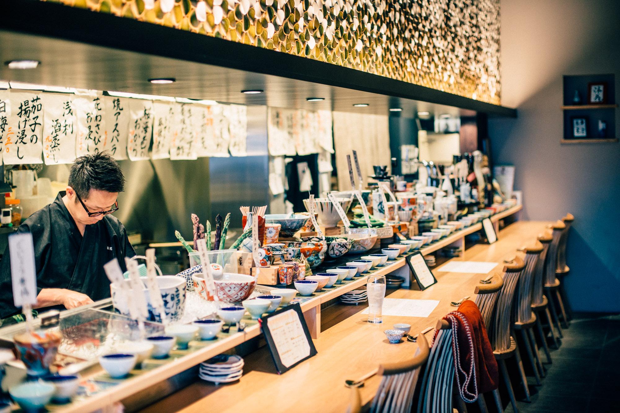 目でも舌でも楽しめる!多治見の小料理屋「美濃焼和食割烹 二代目 浪花」が最高でした!