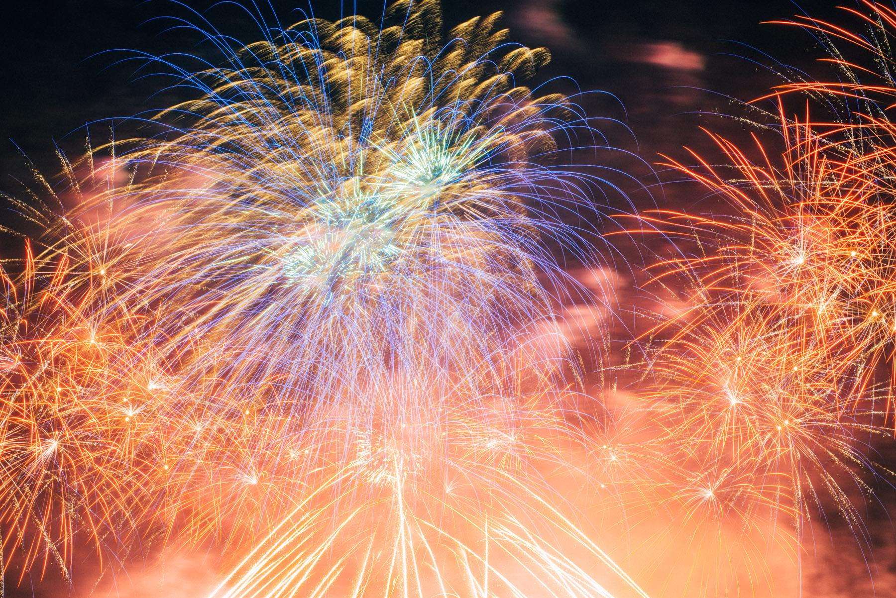 知る人ぞ知る穴場の花火大会。東京競馬場の花火大会の魅力を書いてみます。
