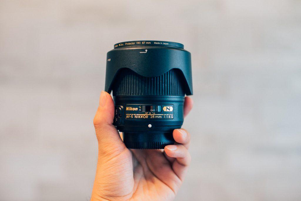 広角と標準の良さを兼ね備えるレンズ、「AF-S NIKKOR 28mm f/1.8G」をレビュー
