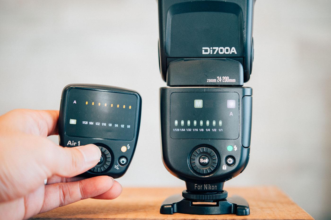 楽しくてやみつき!Di700Aを使って手軽にオフカメラライティングに挑戦