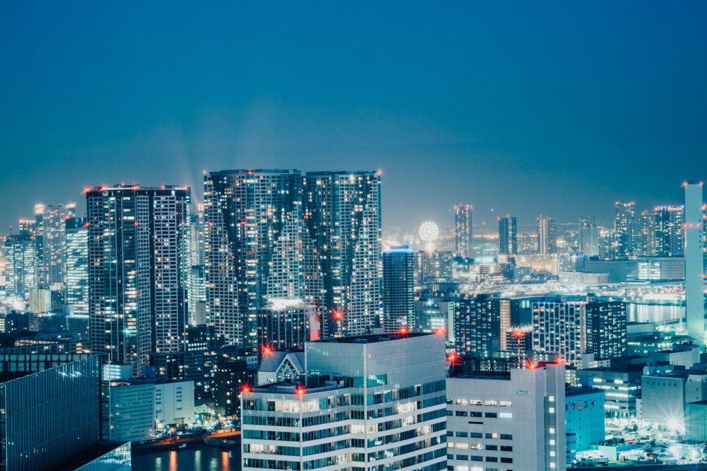 【夜景スポット】浜松町駅から直通!世界貿易センタービル40階から見る東京タワー