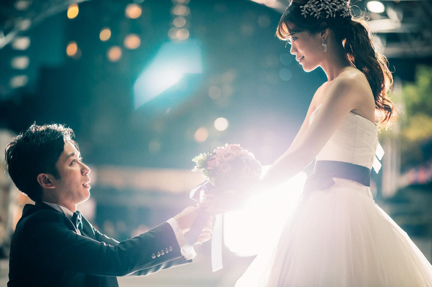 ARK HILLS CAFEで結婚式二次会の撮影しました!