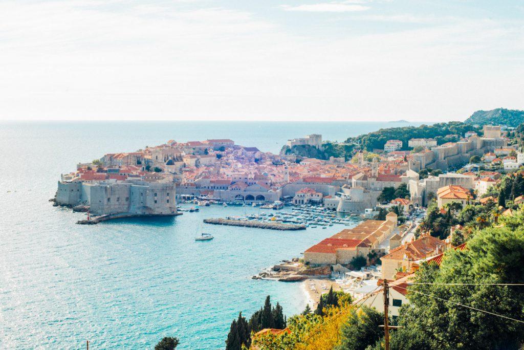 アドリア海の真珠と呼ばれる街ドブロブニク。そこはまるでジブリのような世界でした。 −ハネムーンレポートその3−