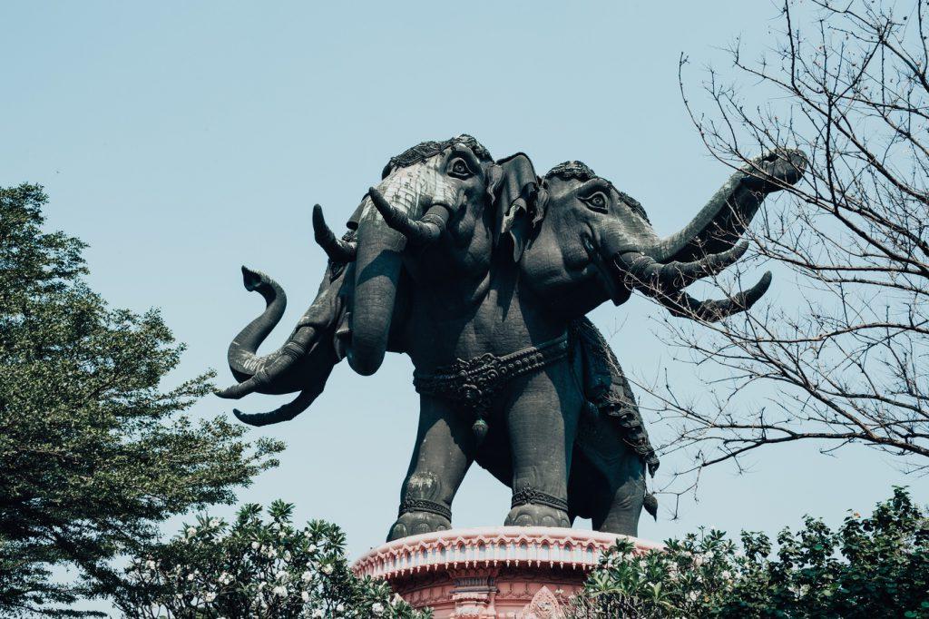 バンコクに行ったらエラワンミュージアムに絶対行くべき!インスタ映えばっちりなスポット