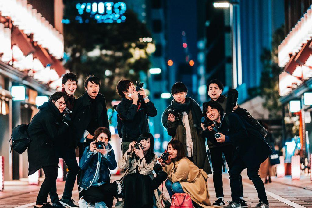 ニコンユーザーで集まってフォトウォークしてきました! #ニコウォーク東京